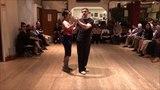 Tango Lesson Leader Back Sacada Secrets