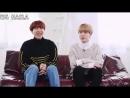 RUS SUB 180403 MTV Select 10 BTS J Hope Jimin