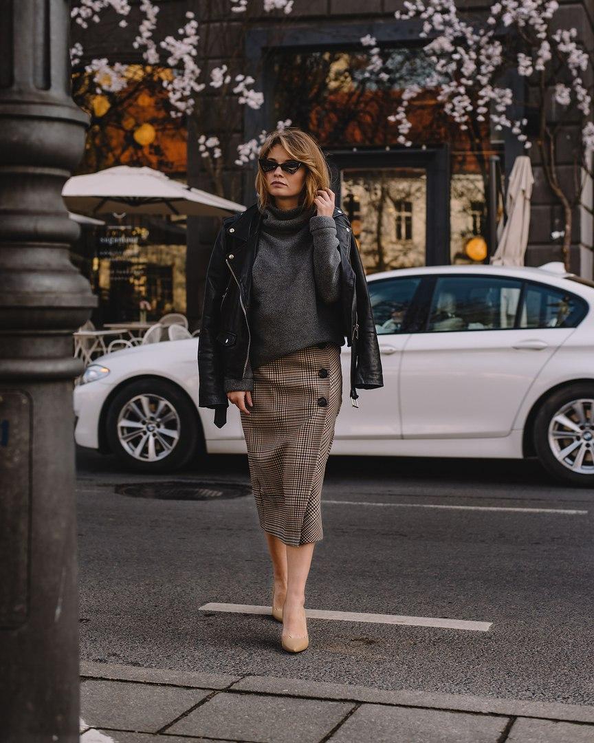 Татьяна Щербакова, fashion блоггер из Минска