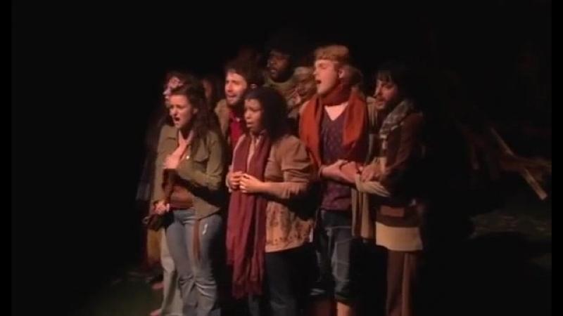 Musical HAIR [Merrick Theatre] - Aquarius Goodnights, The Flesh Failures (Let The Sun Shine In)