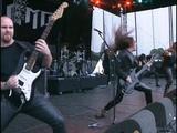HammerFall - Live at Dynamo open air 1998