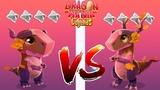 D-Autumn vs D_Autumn ENCHANT DRAGON BATTLE Dragon Mania Legends part 1271 HD