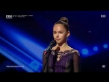 ROMANII AU TALENT 2018 - LIDIA DORMENCO Part 1