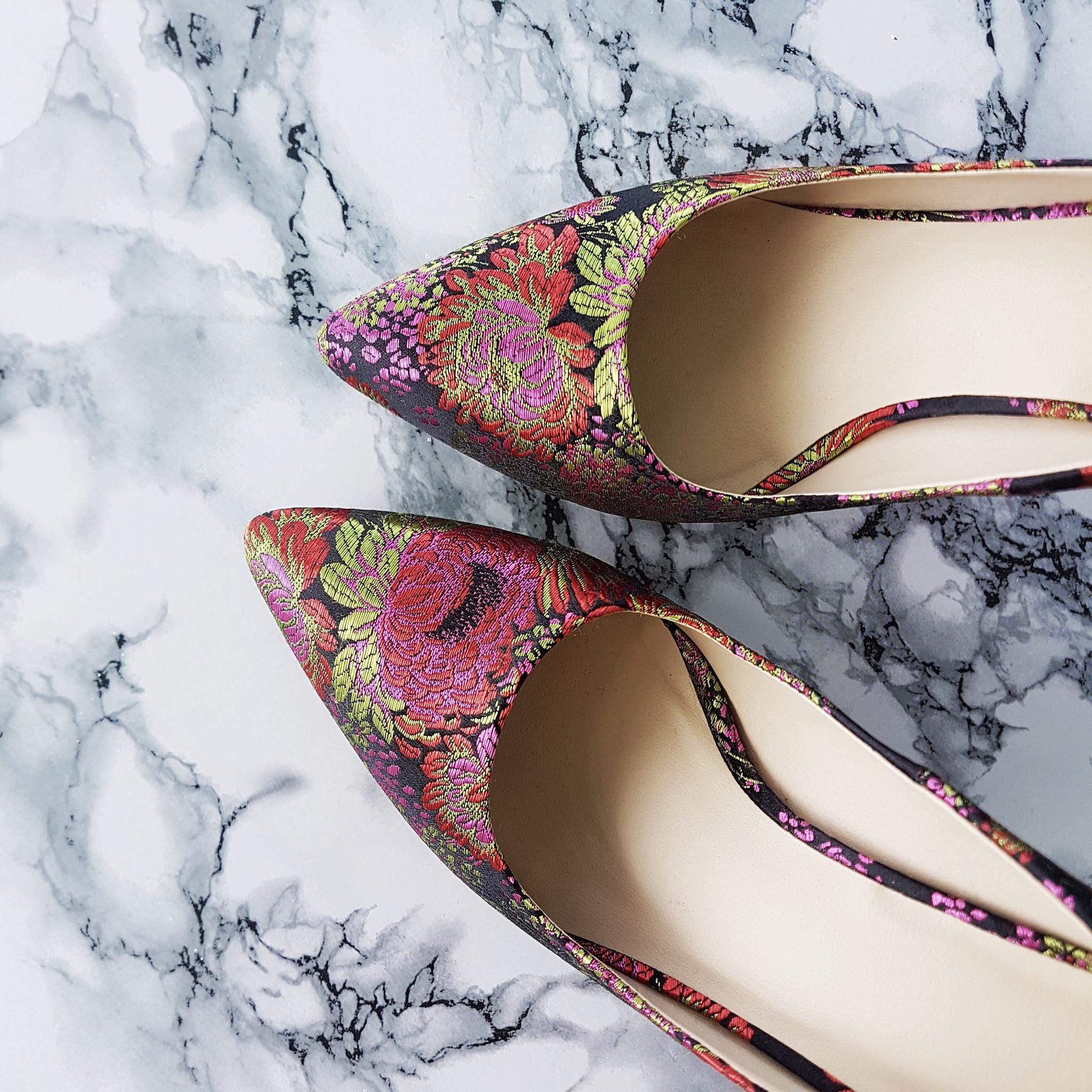 Красивые туфли от Hanschic