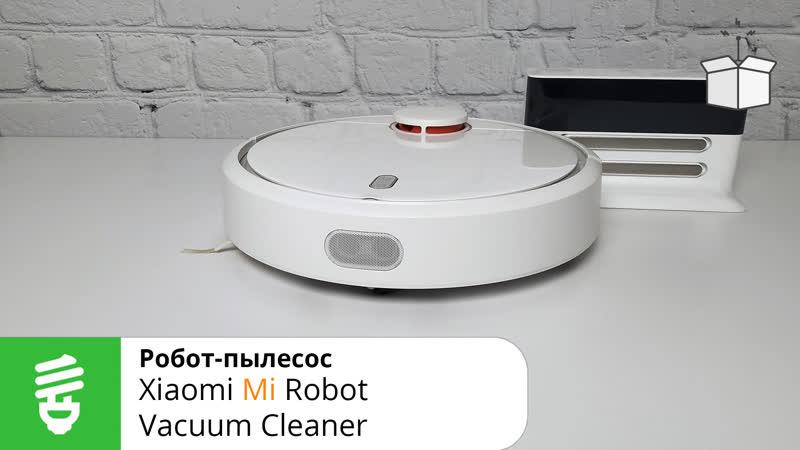 Обзор пылесос mi vacuum