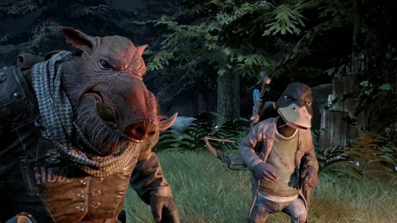 Mutant Year Zero_ Road To Eden - First Official Gameplay Trailer