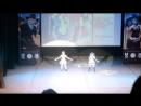 Riko, Sakura Aoki (Уфа) - Umi Sonoda, Kotori Minami (Love Live! School Idol Project)