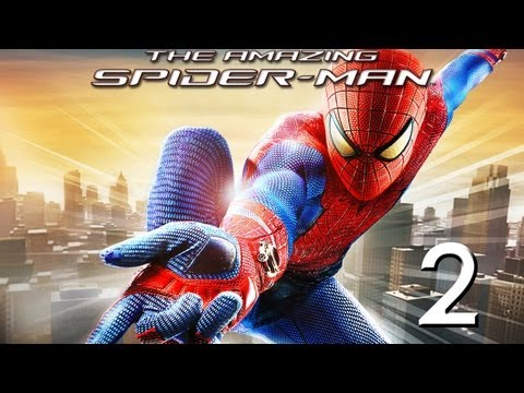 Прохождение The Amazing Spider-Man - 2я часть