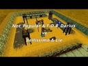 Not_Popular T.O.R_Darius vs Bellissimo Lie | Tanki Online | Zone tandem | 4