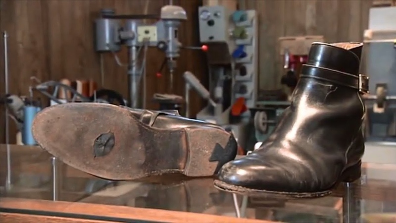 Ремонт по-японски: Ремонт обуви