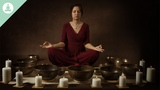 Tibetan Bowls for Meditation, Natural Sounds, Pure Positive Vibes, Relaxation
