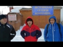 Инициативные ребята из России поехали помочь волонтёрам в г. Истра предотвратить