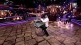 Dancing With The Stars. Taniec z Gwiazdami 9 - Odcinek 4 - Agnieszka i Stefano