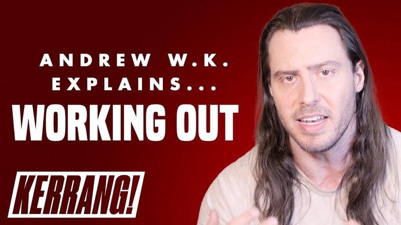 Andrew W.K. - Working Out
