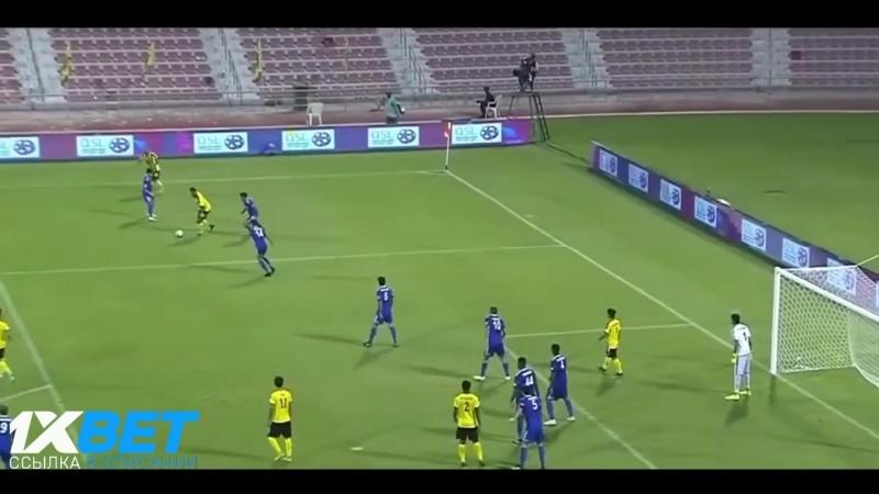 Самуэль Это'О забил первый гол в Катаре. Пяткой!