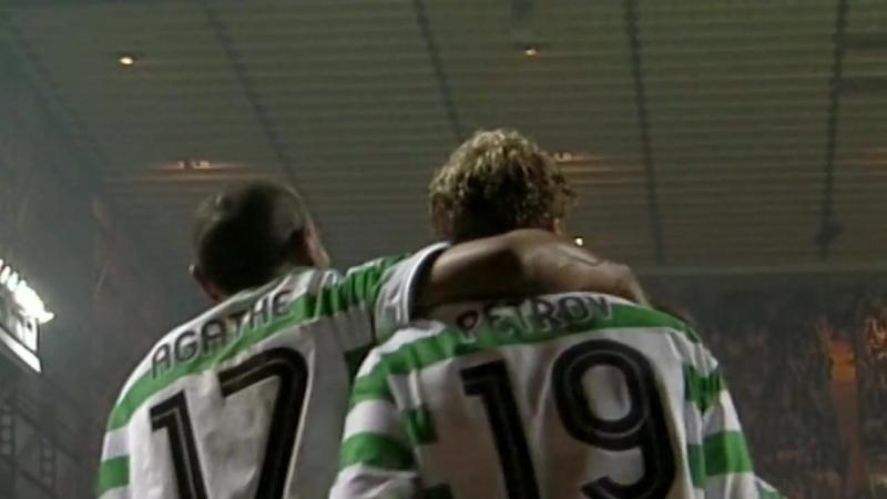 Stiliyan Petrov Celtic v Stuttgart 20.02.2003 🍀 Classic Goal