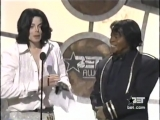 Michael Jackson and James Brown - 2003 BET Awards