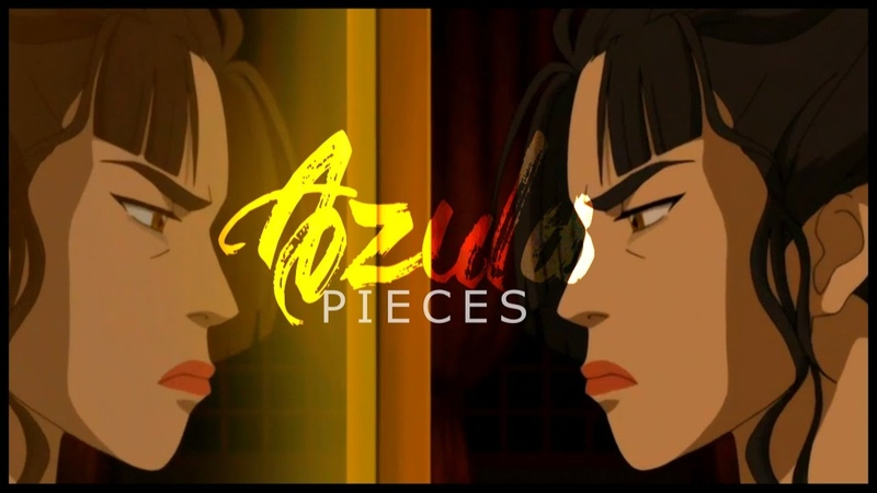 Azula Tribute ● Pieces