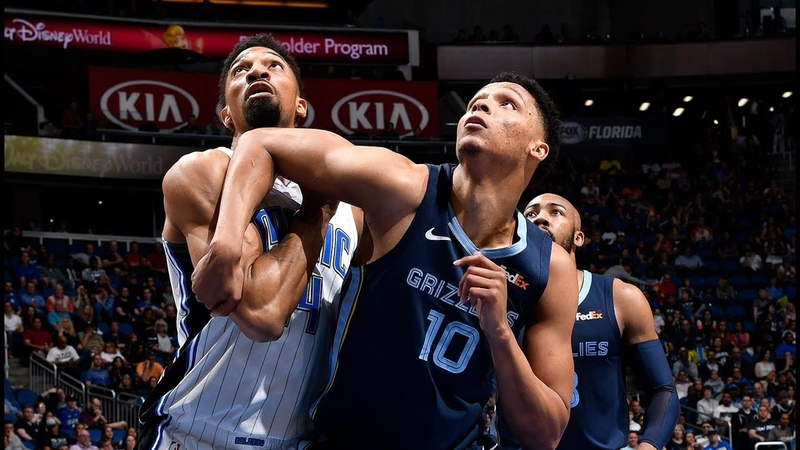 Memphis Grizzlies vs Orlando Magic Full Team Highlights | March 22, 2019 | NBA Season 2018-19