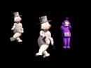 Танец 3-ех Телепузиков