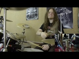 Belphegor - Lucifer Incestus - DRUM COVER by Wanja Nechtan Gr