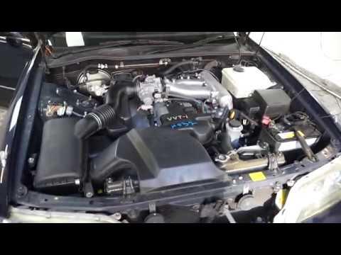 Запуск ДВС 1JZ-GE Toyota Mark2 JZX100 [M032]