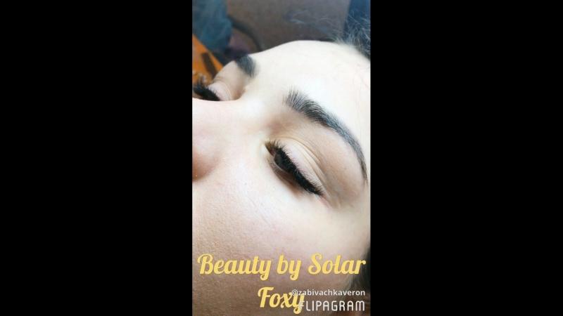 2D наращивание Beauty by Solar Foxy