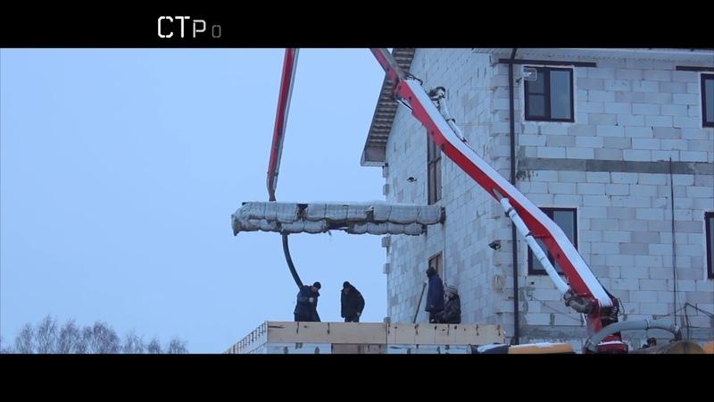 Продолжается строительство дома молитвы / Новая жизнь г.Нижний Новгород