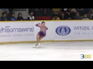 Yuna shiraiwa fs 2018 asian open trophy