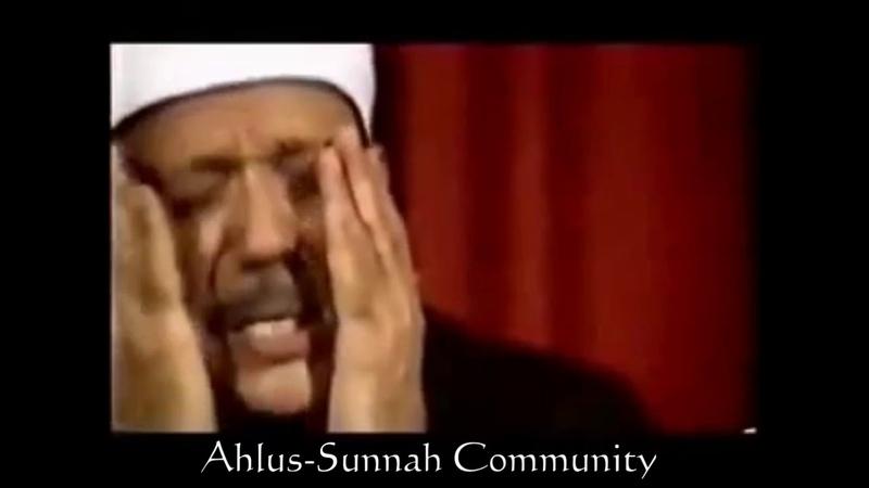 На одном дыхании прочитал удивительно Президент Союза Чтецов Къур`ана Египта
