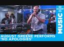 August Greene Common Robert Glasper Karriem Riggins perform No Apologies on Heart Soul