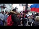 С Победой Россия! Игорь Шипков на Невском! ⚽⚽⚽🎶🎶🎶