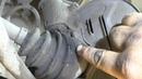 Замена наружного пыльника гранаты Таврия