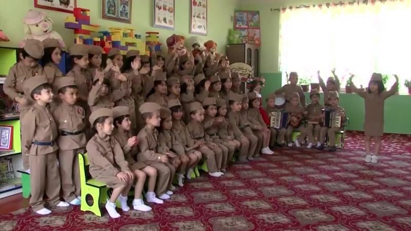 Смуглянка. Таджикские дети из детского сада №6 Гулшан взорвали интернет