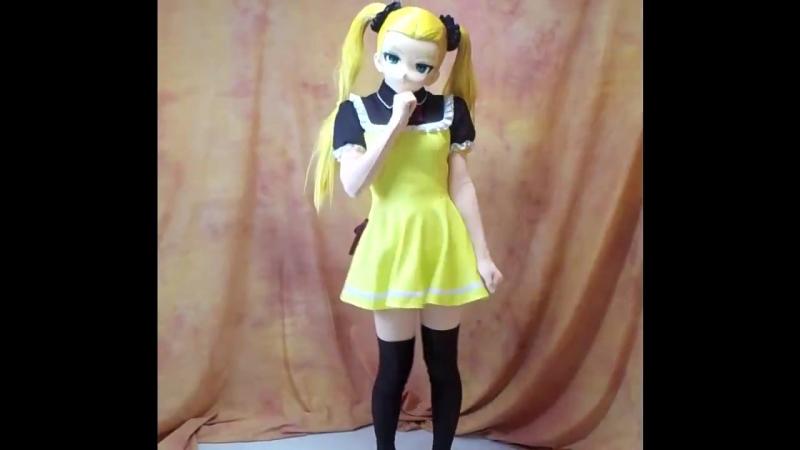Kigurumi video 0035