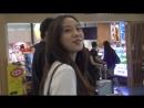 180813 Хо Ёнджи в аэропорту Ханэда, вылетает в Корею