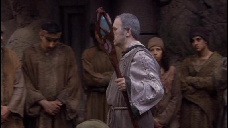 SG-1. Season 9.05. The Powers That Be