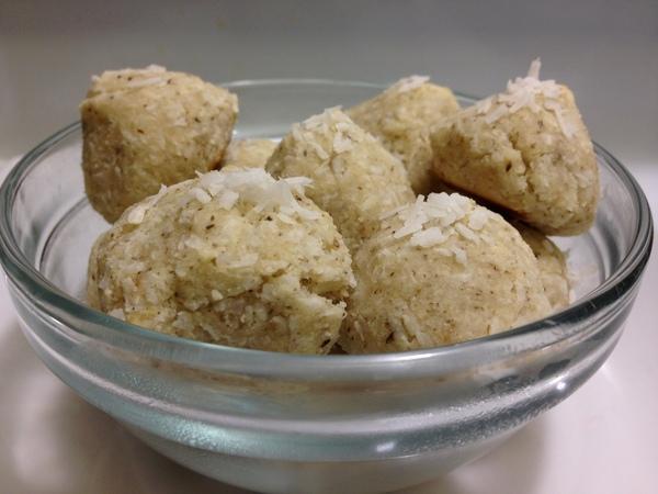 Полезный десерт - Рецепт белковых макарунов с кокосом. Protein Coconut Macaroons Recipe - HASfit Healthy Macaroons - Healthy Dessert Recipes