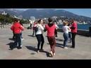 International Rueda De Casino Multi Flash Mob Day Yalta Crimea 30 03 2019