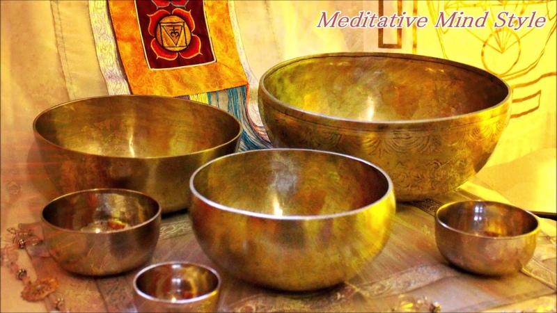 チベタン シンギングボウル 共鳴 ~全7chakra開放~ 究極のヒーリングサウン12