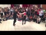 Azael and Jomante _ Bachata Sensual _ Wolves _ DJ Alejandro remix _ Paris Bachat
