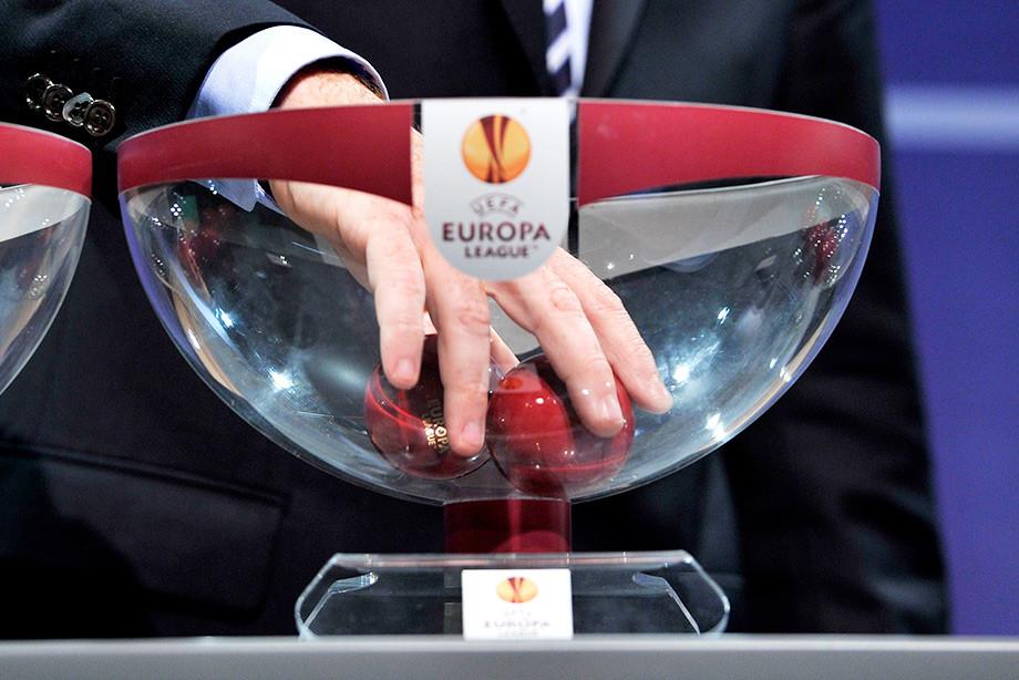 Жеребьевка 1/8 финала Лиги Европы-2018/2019