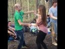 Танцы на природе #бачата #bachata