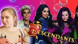 Descendants Наследники 2 разбор фильма Disney