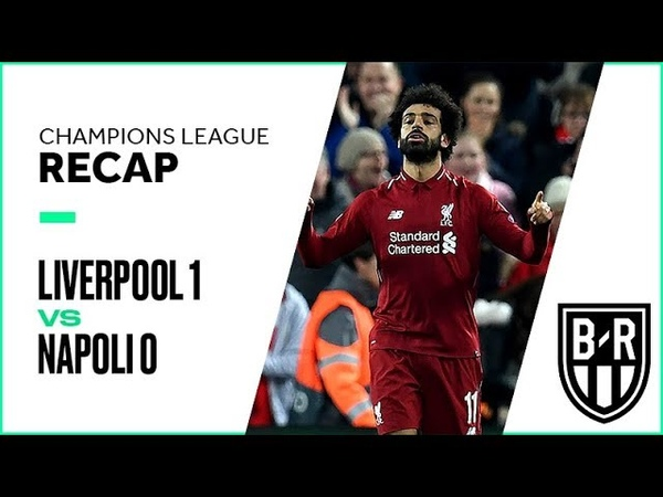 Champions League Recap: Liverpool 1-0 Napoli Highlights, Goals and Best Moments