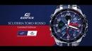 New Casio EDIFICE with Scuderia Toro Rosso ECB 900TR