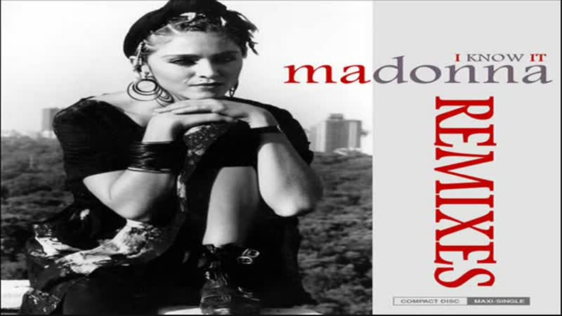 Madonna I Know It (12 Inch. The Extended Classic Dance Mix) BY SIRE RECORDS INC. LTD. Video Edit.