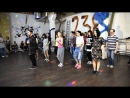 Вечеринка STREET STYLE, мастер-класс, Денис Каримов