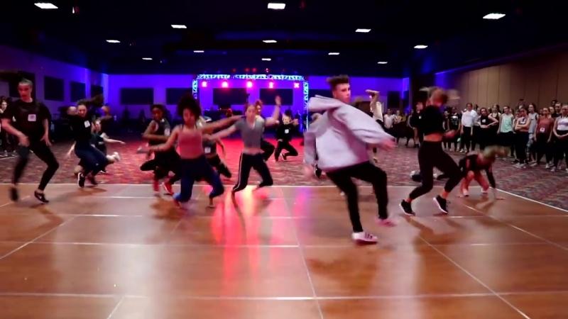 Wavey PART 2 - Cliq feat Alika _ Radix Dance Fix Season 2 _ Brian Friedman Choreography