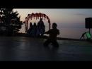 Стас Храмышев танец импровизация Hallelujah by Pentatonix